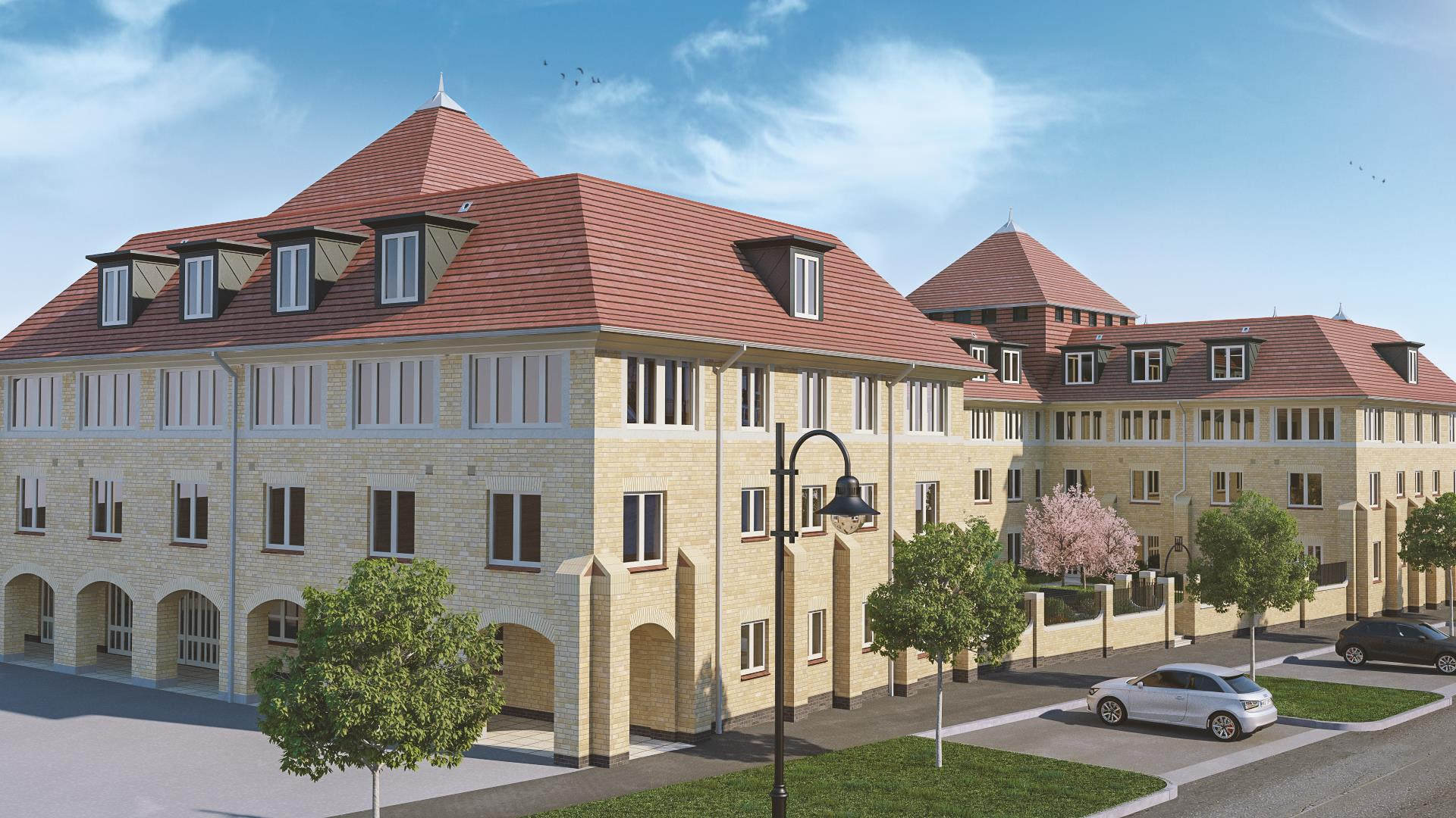 2 Bedrooms Property for sale in Peverell Avenue East, Poundbury